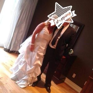 David's Bridal Dresses - Plus Size Wedding Dresd